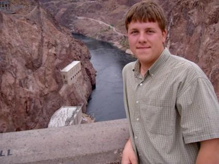 Hoover Dam near Las Vegas, NV 2005